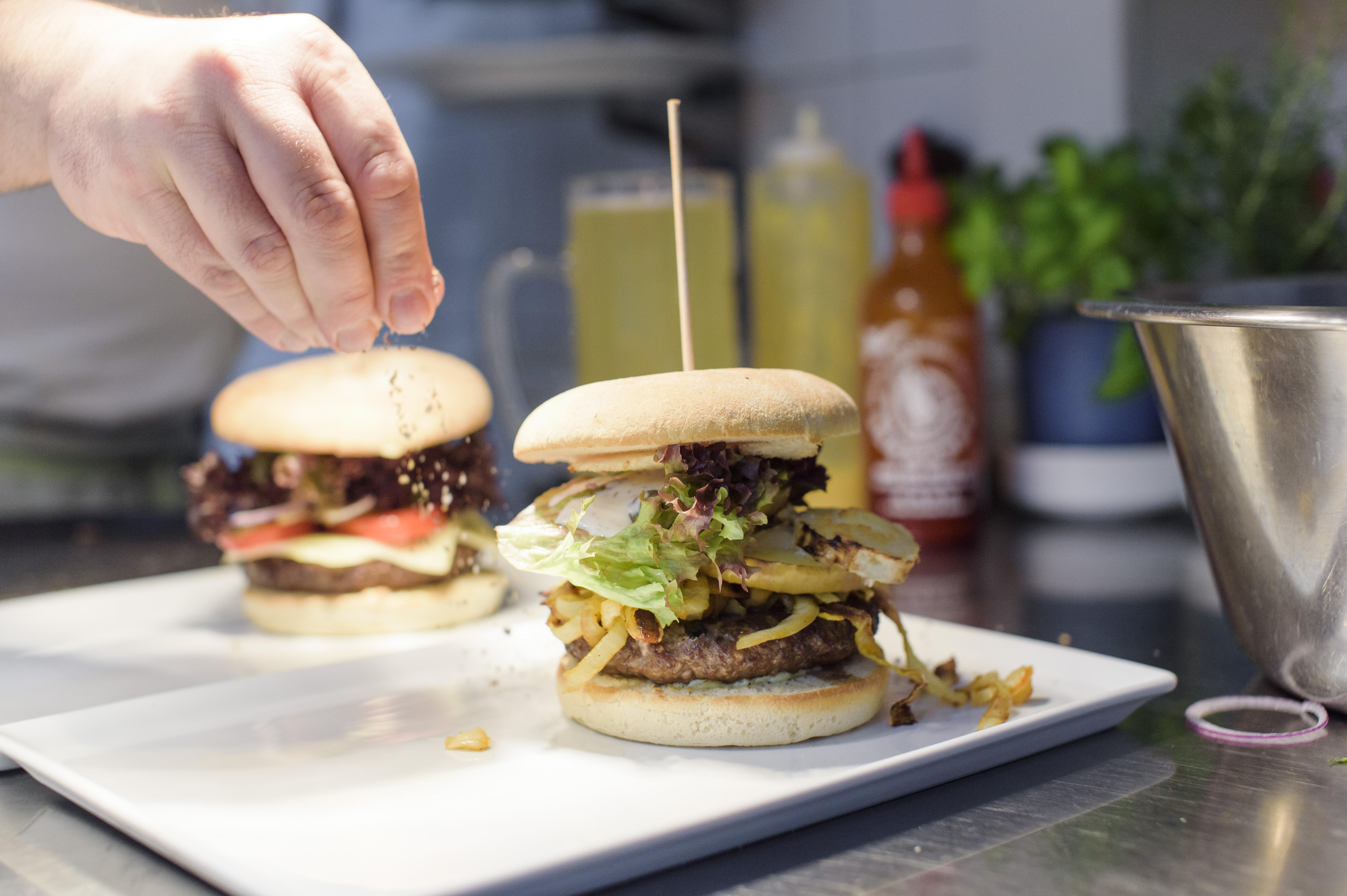 Linde Burger